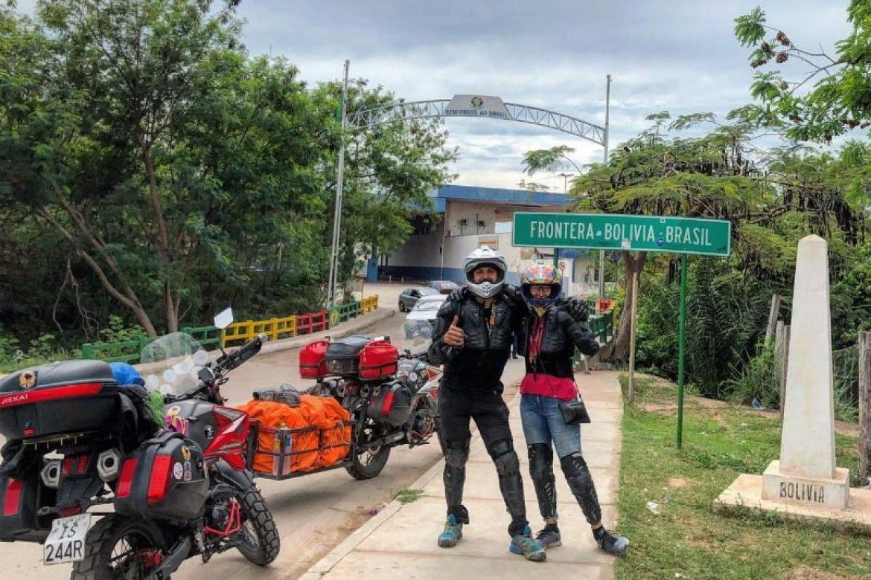 Frontera, Bolivia-Brasil